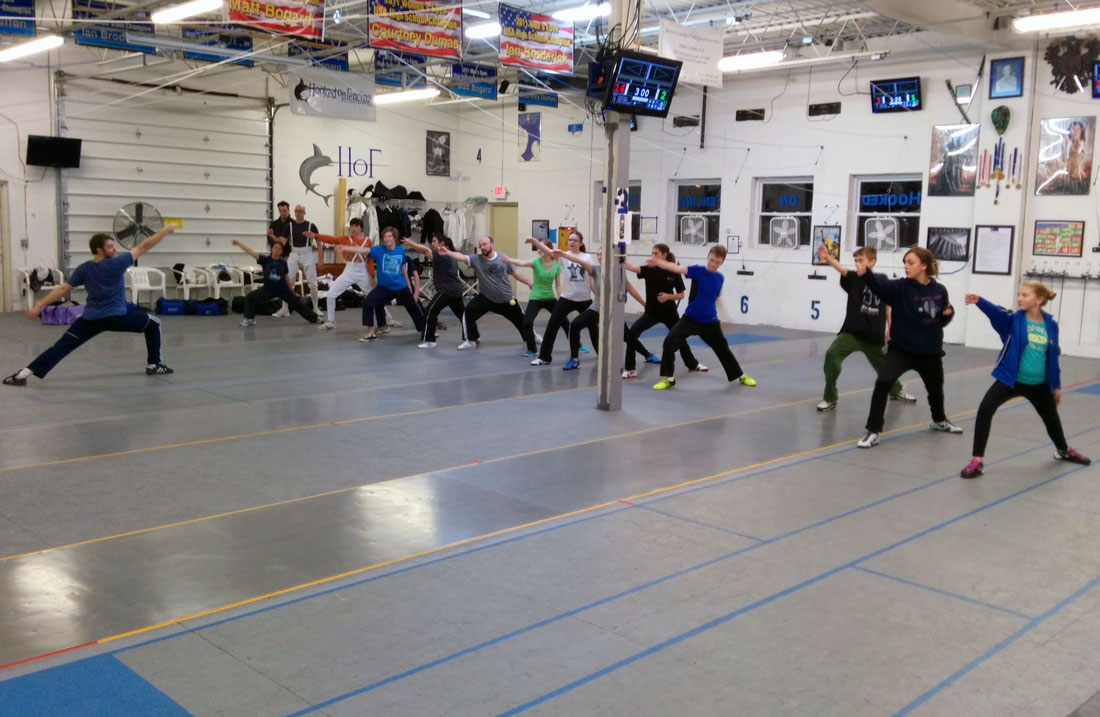 Youth And Adult Fencing Beginner Classes Hooked On Fencing