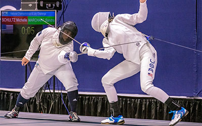 Adult Fencing Class