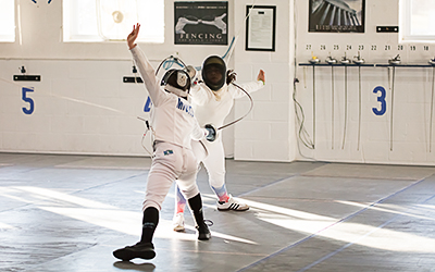 Youth Fencing Class